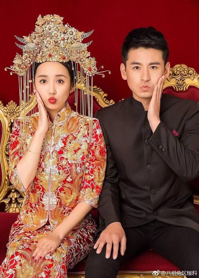 Trang phục cưới truyền thống của mỹ nhân Hoa ngữ: Angela Baby siêu đắt đỏ, Lưu Thi Thi cầu kì tỉ mỉ-12
