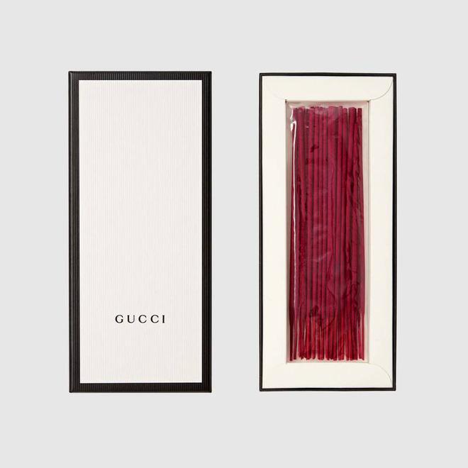 Gucci ra mắt sản phẩm hương đốt sang chảnh mà dân tình cứ đem so sánh với nhang cho người chết-3