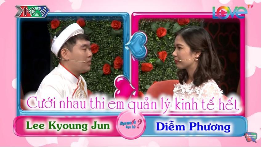 Oppa Hàn Quốc nguyện chết ở Việt Nam nếu tìm được bạn gái phù hợp để yêu thương trong Bạn muốn hẹn hò-4