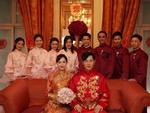 Ảnh hiếm trong hôn lễ cổ tích của Đường Yên - La Tấn