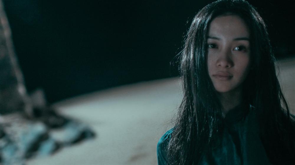 Trước thềm Halloween, ớn lạnh khi thấy Jun Vũ hóa ma nữ-1