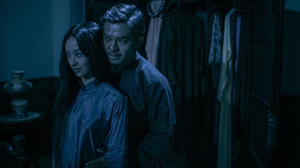 Trước thềm Halloween, ớn lạnh khi thấy Jun Vũ hóa ma nữ-4