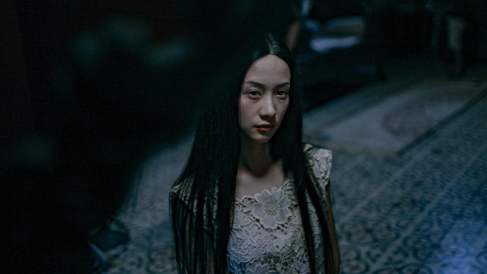 Trước thềm Halloween, ớn lạnh khi thấy Jun Vũ hóa ma nữ-7