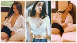 Sau 'Lolita Chi Pu', Bích Phương gây sốc làng nhạc Việt khi công khai bức ảnh 'bàn tay hư'