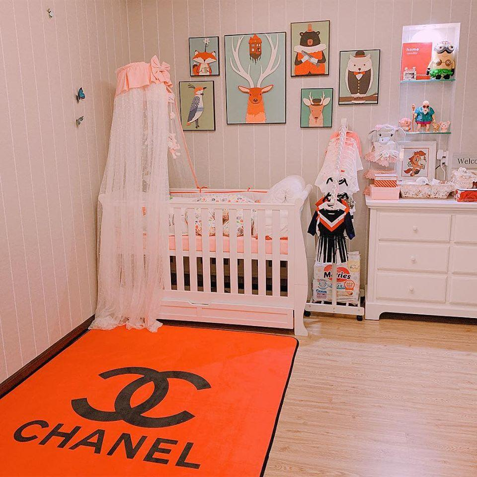 Diệp Lâm Anh nhập viện sinh con nhưng mọi người lại trầm trồ khen ngợi căn phòng lâm bồn quá sang chảnh-9