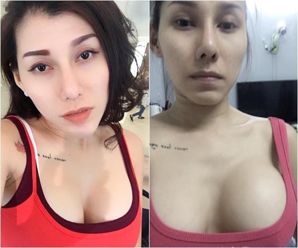 Thánh nữ bolero dance Ivy Trần bị nổ túi ngực sau khi đi máy bay-2