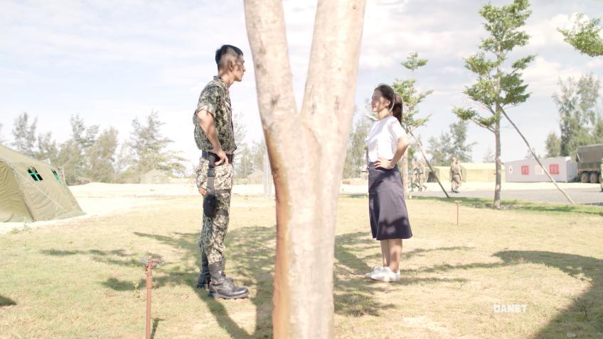 Song Luân và Hữu Vi tá hỏa khi bị người yêu phát hiện chụp ảnh với gái lạ-3