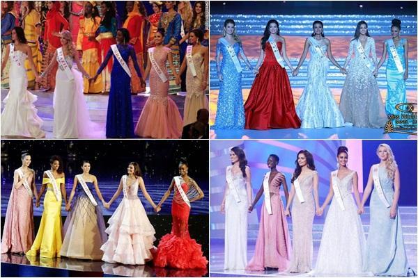 Để hút vận may tại Hoa hậu Thế giới 2018, Trần Tiểu Vy nên chọn đầm dạ hội màu gì mới thực sự hợp phong thủy?-2