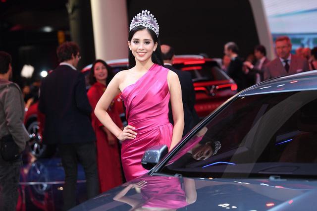 Để hút vận may tại Hoa hậu Thế giới 2018, Trần Tiểu Vy nên chọn đầm dạ hội màu gì mới thực sự hợp phong thủy?-7