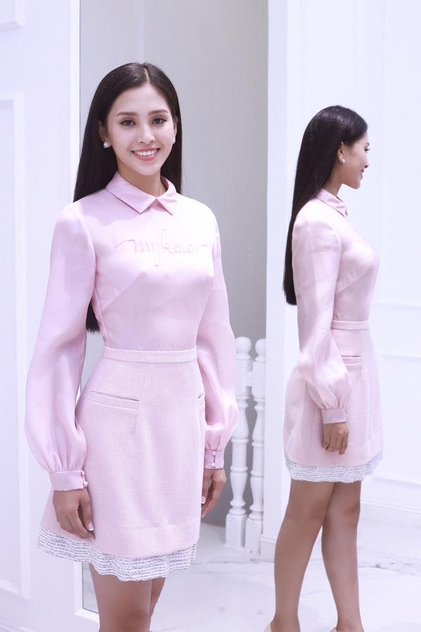 Để hút vận may tại Hoa hậu Thế giới 2018, Trần Tiểu Vy nên chọn đầm dạ hội màu gì mới thực sự hợp phong thủy?-9