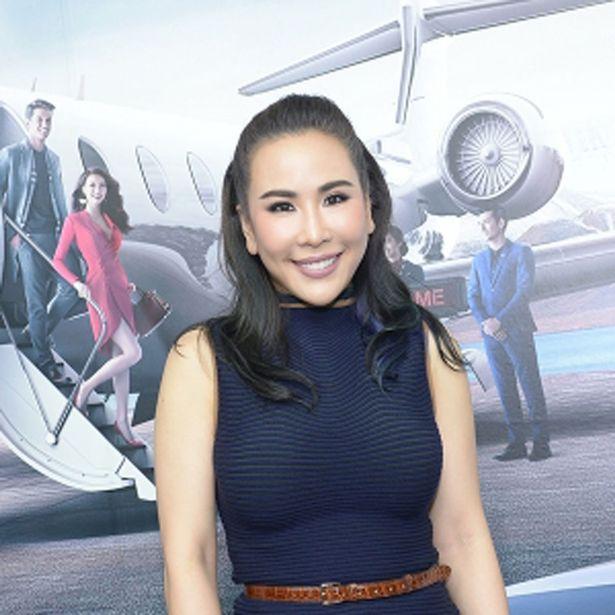 Chân dung con gái rượu của tỷ phú Thái Lan vướng tin đồn qua đời trong tai nạn rơi trực thăng-2