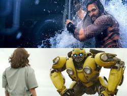 'Aquaman' và 'Bumblebee' sẽ gây thất vọng dịp Giáng sinh?