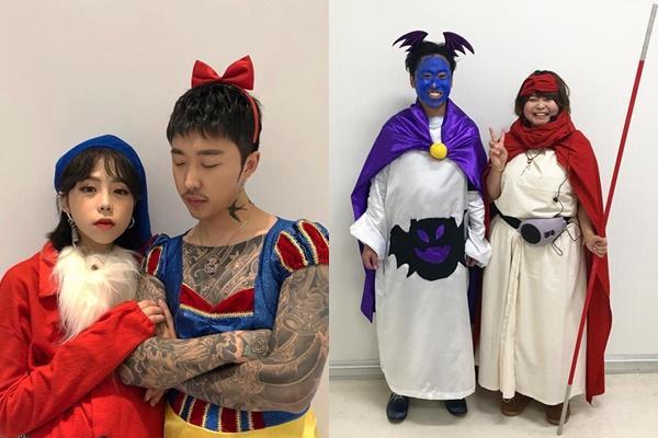Loạt trang phục Halloween bá đạo nhìn như đồ diễn hài của giới trẻ-3