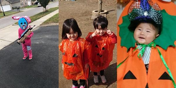Loạt trang phục Halloween bá đạo nhìn như đồ diễn hài của giới trẻ-8