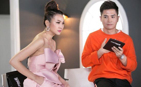 Host The Face Nam Trung: Thí sinh ngu dốt thì tôi nói ngu dốt-1