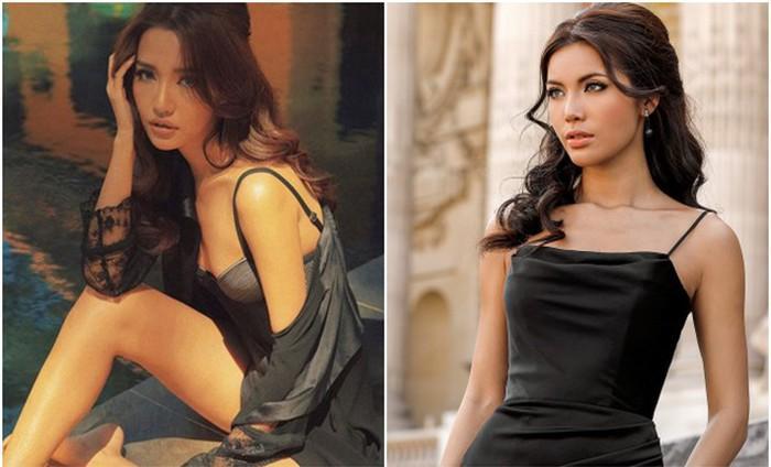 Đẹp thì có đẹp nhưng gương mặt Bích Phương đang bị nhiều người gọi là bản sao Minh Tú và Angelina Jolie-4
