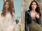 Đẹp thì có đẹp nhưng gương mặt Bích Phương đang bị nhiều người gọi là 'bản sao' Minh Tú và Angelina Jolie