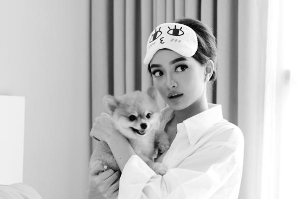 Kaity Nguyễn có một mùa Halloween đáng nhớ khi hóa thân thành Audrey Hepburn-3