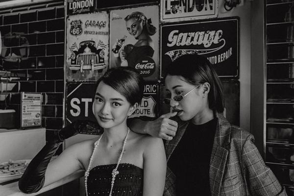 Kaity Nguyễn có một mùa Halloween đáng nhớ khi hóa thân thành Audrey Hepburn-6