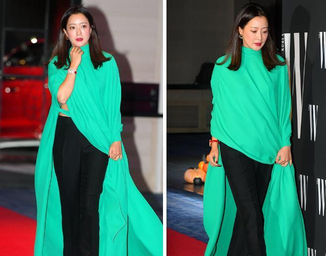 Là biểu tượng nhan sắc nhưng Kim Hee Sun nhiều lần mắc lỗi trang phục xấu không đỡ nổi-1