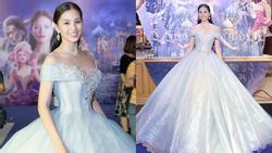Hoa Hậu Tiểu Vy hóa công chúa xinh ngất ngây trong ngày lễ Halloween