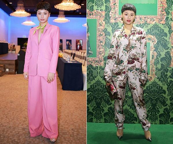 Nữ hoàng đồ hiệu Miu Lê ăn mặc ngày càng xấu khó hiểu-2