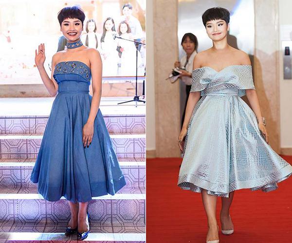 Nữ hoàng đồ hiệu Miu Lê ăn mặc ngày càng xấu khó hiểu-3