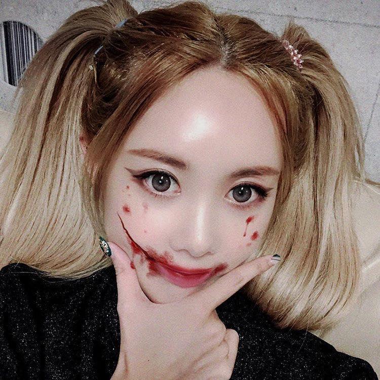 Mỹ nhân Hàn biến hình dịp Halloween: Mợ Ngố Song Ji Hyo cực chất, TWICE khiến khán giả hết hồn-7