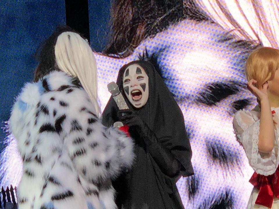 Mỹ nhân Hàn biến hình dịp Halloween: Mợ Ngố Song Ji Hyo cực chất, TWICE khiến khán giả hết hồn-10