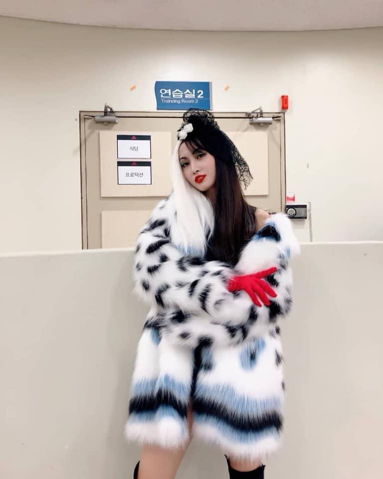 Mỹ nhân Hàn biến hình dịp Halloween: Mợ Ngố Song Ji Hyo cực chất, TWICE khiến khán giả hết hồn-12