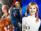 Mỹ nhân Hàn 'biến hình' dịp Halloween: 'Mợ Ngố' Song Ji Hyo cực chất, TWICE khiến khán giả hết hồn