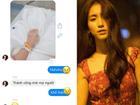 Vừa tung MV mới, Hòa Minzy đã phải nhập viện phẫu thuật dạ dày