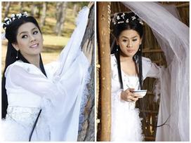 Không chỉ Cẩm Ly mà Lâm Khánh Chi cũng từng vào vai 'Tiểu Long Nữ' trong 'Thần điêu đại hiệp'