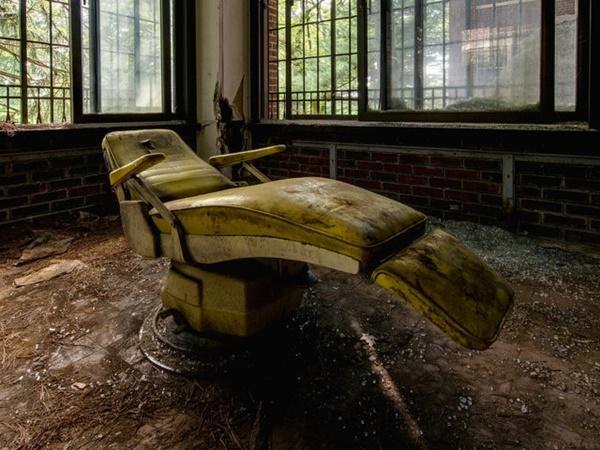 Công viên, khu nghỉ dưỡng bỏ hoang đáng sợ ở Mỹ-2