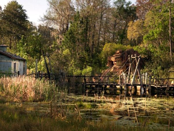 Công viên, khu nghỉ dưỡng bỏ hoang đáng sợ ở Mỹ-8