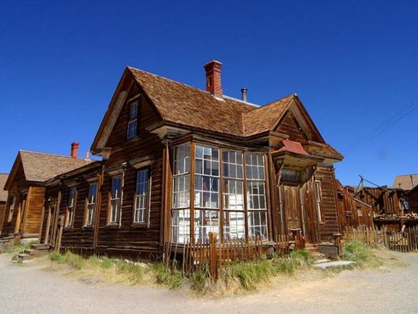 Công viên, khu nghỉ dưỡng bỏ hoang đáng sợ ở Mỹ-10