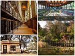 Công viên, khu nghỉ dưỡng bỏ hoang đáng sợ ở Mỹ