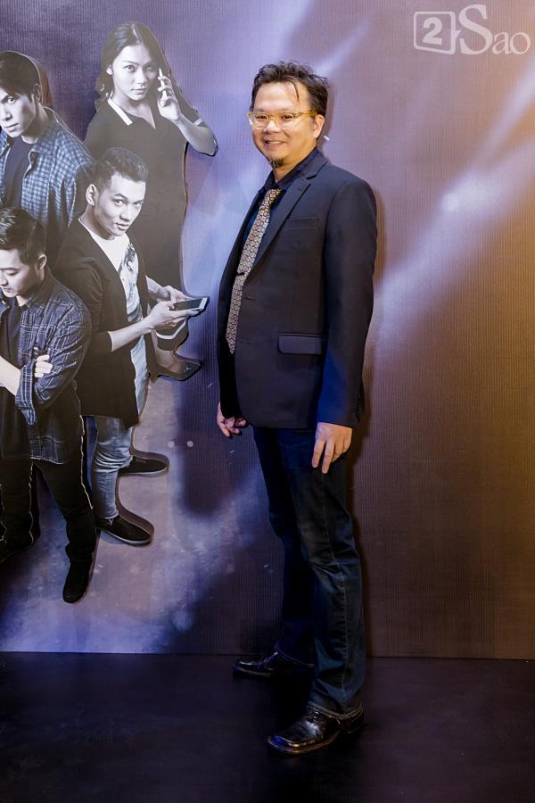 Em trai Thanh Duy chiếm trọn spotlight khi hóa trang kinh dị đến dự ra mắt phim Dream Man-1