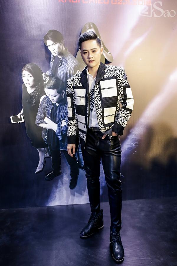 Em trai Thanh Duy chiếm trọn spotlight khi hóa trang kinh dị đến dự ra mắt phim Dream Man-2
