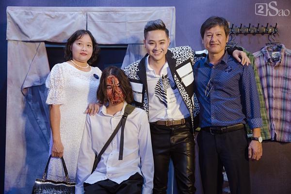 Em trai Thanh Duy chiếm trọn spotlight khi hóa trang kinh dị đến dự ra mắt phim Dream Man-3