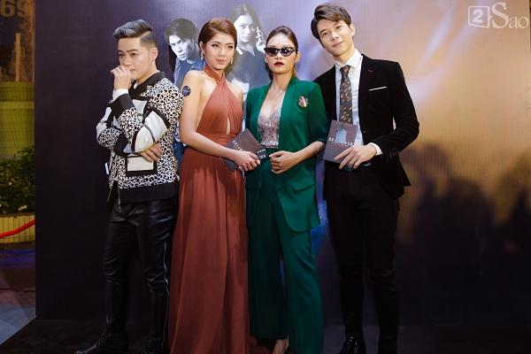 Em trai Thanh Duy chiếm trọn spotlight khi hóa trang kinh dị đến dự ra mắt phim Dream Man-7