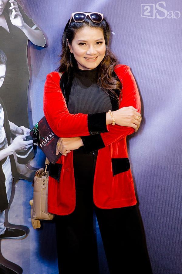 Em trai Thanh Duy chiếm trọn spotlight khi hóa trang kinh dị đến dự ra mắt phim Dream Man-6