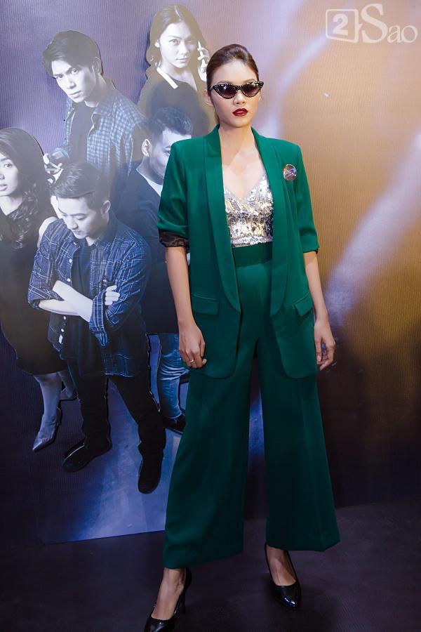 Em trai Thanh Duy chiếm trọn spotlight khi hóa trang kinh dị đến dự ra mắt phim Dream Man-5