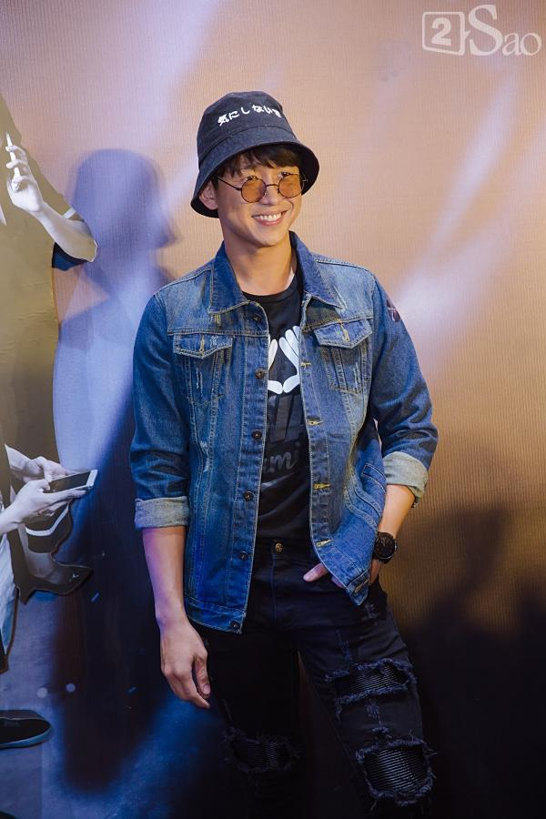 Em trai Thanh Duy chiếm trọn spotlight khi hóa trang kinh dị đến dự ra mắt phim Dream Man-13