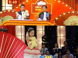'Thách thức danh hài' tập 3: Chỉ với 3 chú thú nhồi bông, cô bé 10 tuổi liên tục khiến Trấn Thành, Trường Giang cười ngất