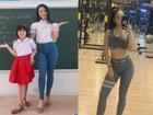 Nữ giáo viên tiểu học sở hữu thân hình gợi cảm gây sốt cộng đồng mạng