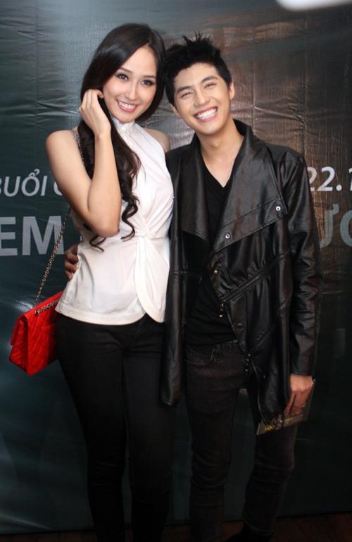 Trước khi công khai việc từng hẹn hò, Noo Phước Thịnh và Mai Phương Thúy đã ăn mặc như trời sinh một cặp-5