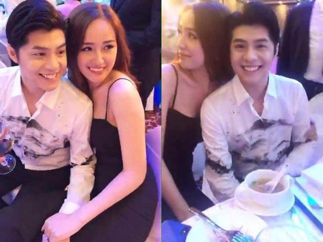 Trước khi công khai việc từng hẹn hò, Noo Phước Thịnh và Mai Phương Thúy đã ăn mặc như trời sinh một cặp-1