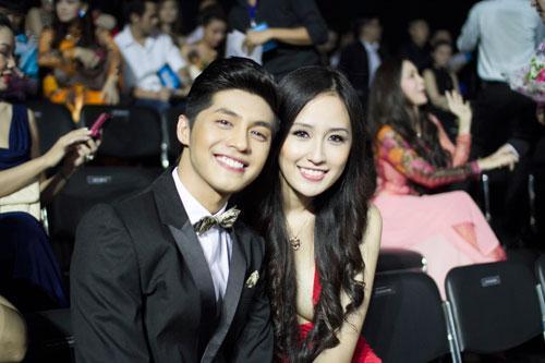 Trước khi công khai việc từng hẹn hò, Noo Phước Thịnh và Mai Phương Thúy đã ăn mặc như trời sinh một cặp-6