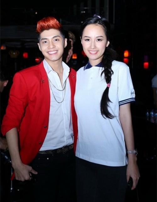 Trước khi công khai việc từng hẹn hò, Noo Phước Thịnh và Mai Phương Thúy đã ăn mặc như trời sinh một cặp-10